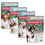 K9 Advantix for All Dogs Sizes