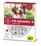 K9 Advantix II Package
