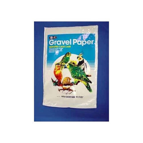 eCOTRiTiON Bird Gravel Paper