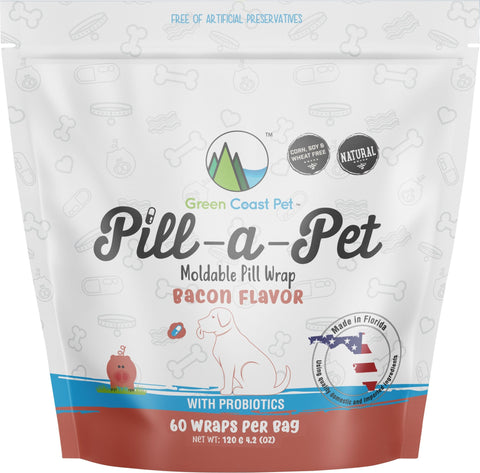 Green Coast Pet Pill-a-Pet