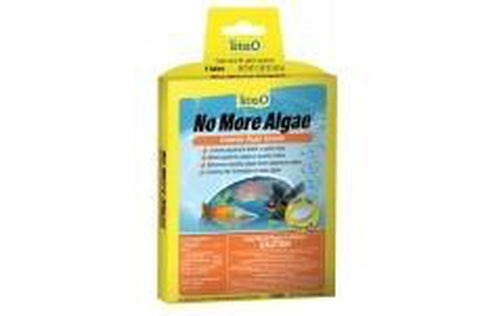 Tetra No More Algae 8 TABS fish accessories Pets Go Here, petsgohere
