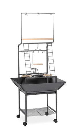 Prevue Pet Products Parrot or Cockatiel Playstand Small cages and accessories Pets Go Here, petsgohere