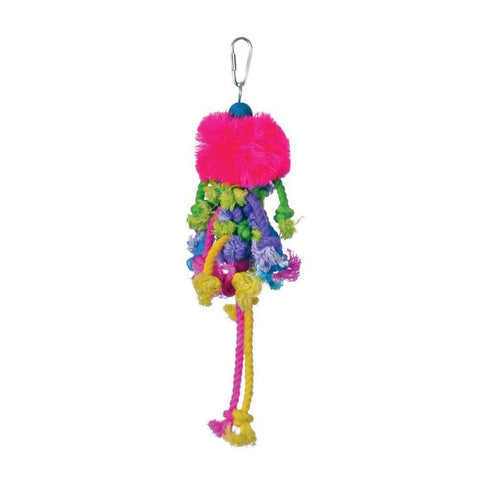 Prevue Pet Products Calypso Creations Braided Bunch Bird Toy bird toys Pets Go Here, petsgohere