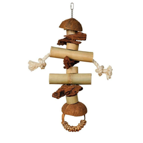 Prevue Pet Products Naturals Gorilla Bird Toy bird toys Pets Go Here, petsgohere