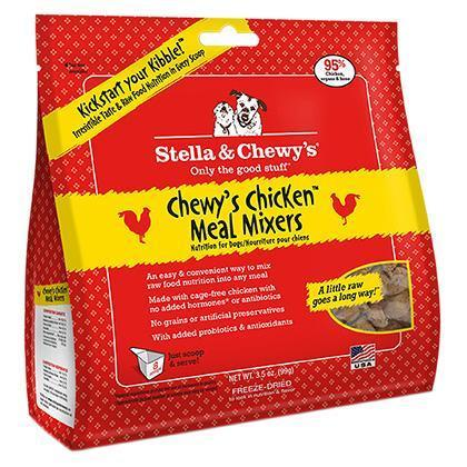 Stella & Chewy's Meal Mixers and Toppers