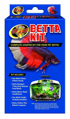Zoo Med Beta Starter Kit