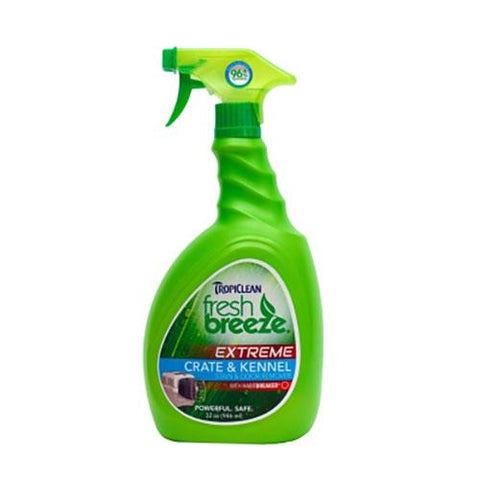 TropiClean Fresh Breeze Crate & Kennel Cleaner