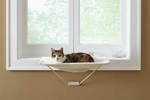 Tabby Napper Cradles Window Bed for Cats
