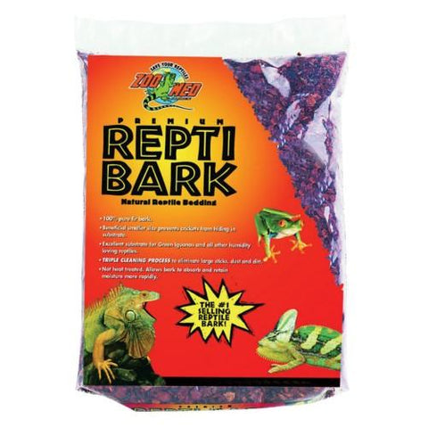 Zoo Med Reptile Bark Natural Reptile Bedding 24 Qt
