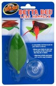 Zoo Med Beta Bed Leaf Hammock M