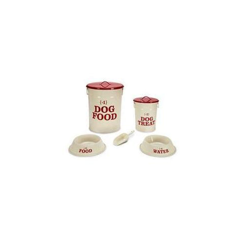 Proselect No.1 Dog Bowl Dining Collection Coffee