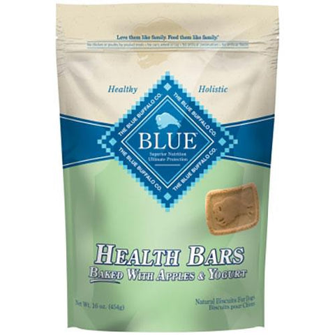 Blue Buffalo Health Bars for Dogs Apple & Yogurt