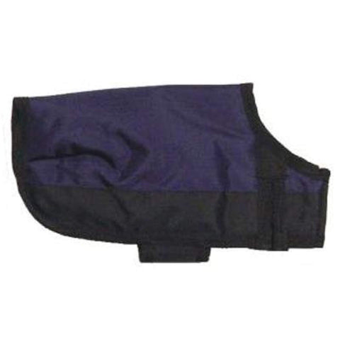 Casual Canine Dog Winter Blanket Coat Navy SM/MED coat, dog, dog clothes, navy blue, petrageous, seasonal Pets Go Here, petsgohere