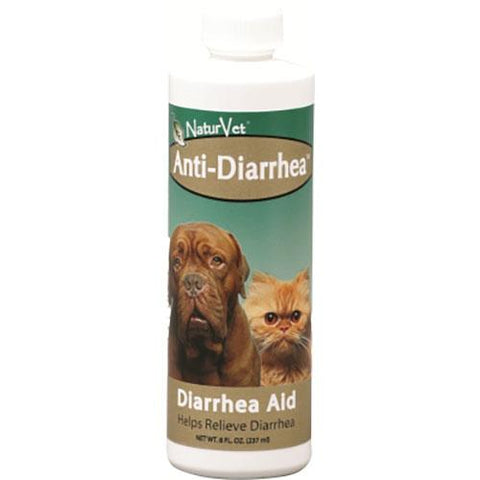NaturVet Anti-Diarrhea Pet Supplement