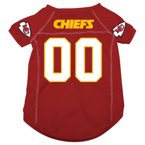 Kansas City Chiefs Dog Jersey-DOG-Hunter-X-LARGE-Pets Go Here hunter, jersey, l, m, nfl, s, sports, sports jersey, xl, xs Pets Go Here, petsgohere