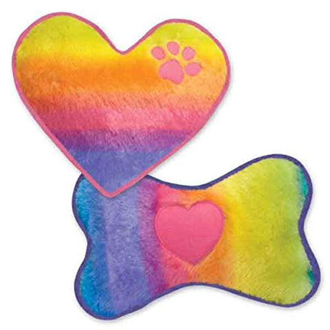 Grriggles Pride Pals Soft Toy for Dogs and Puppies chew, dog, dog toy, interactive, plush, plush toy, toy, tug Pets Go Here, petsgohere