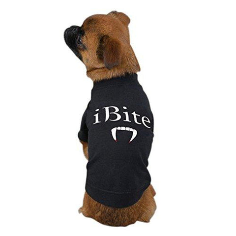 Casual Canine iBite Dog Shirt-DOG-Casual Canine-XX-SMALL-Pets Go Here