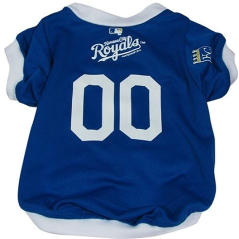 MLB Kansas City Royals Dog Jerseys S