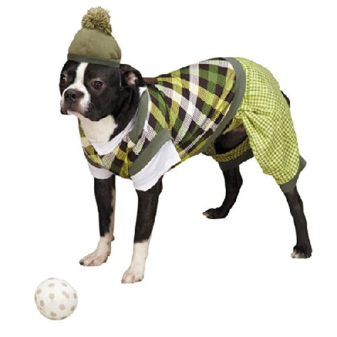 Casual Canine Putter Pup Costume costume, dog, dog clothes, dog costume, seasonal Pets Go Here, petsgohere