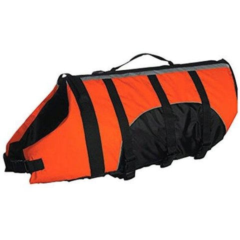Guardian Gear Dog Life Jacket-DOG-Guardian Gear-ORANGE-XX-SMALL-Pets Go Here dog life jacket, guardian gear, l, m, orange, reflective, s, s/m, teacup, xl, xs, xxl, xxs, yellow Pets Go Here, petsgohere