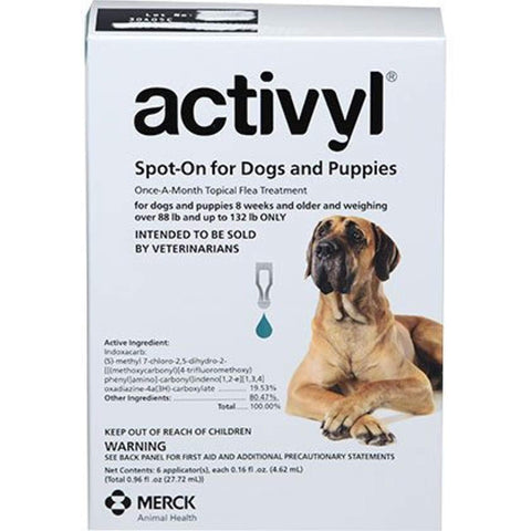 Activyl Spot On Flea Drops for Dogs