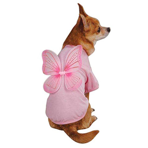 ESC Fairy Dust Dog Shirt-DOG-East Side Collection-MEDIUM-Pets Go Here east side collection, l, m, pink, s, shirt, xl, xs Pets Go Here, petsgohere