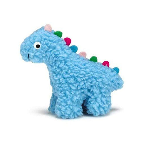 Grriggles Fresh Water Berber Dino-DOG-Grriggles-BLUE-LARGE-Pets Go Here blue, dog toy, grriggles, l, m, pink, plush, plush toy, s, squeaker, toy, white, xl, xs Pets Go Here, petsgohere