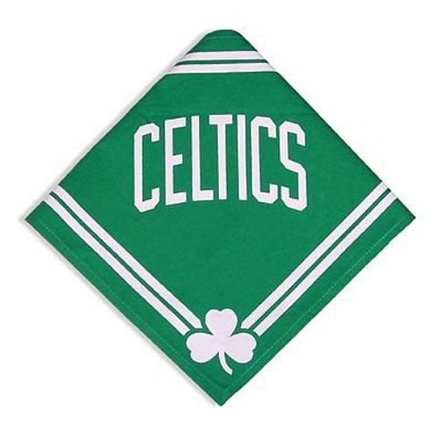 Boston Celtics Dog Bandana-DOG-Sporty K9-SMALL-Pets Go Here
