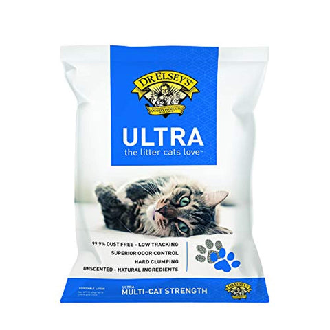 Dr. Elsey's Cat Ultra Premium Clumping Cat Litter