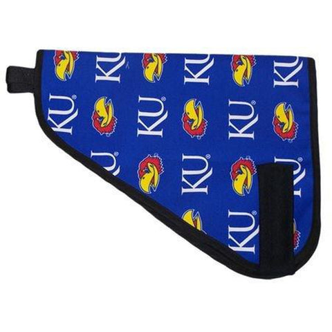 Kansas Jayhawks Dog Jacket-DOG-Pets First-MEDIUM-Pets Go Here bandana, blue, dc, jacket, l, m, ncaa, new, pet goods, royal blue, s, sports, sports bandana, xl, xs Pets Go Here, petsgohere
