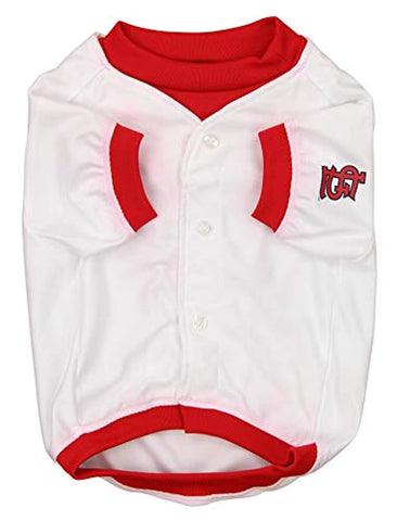 MLB St Louis Cardinals Baseball Dog Jersey