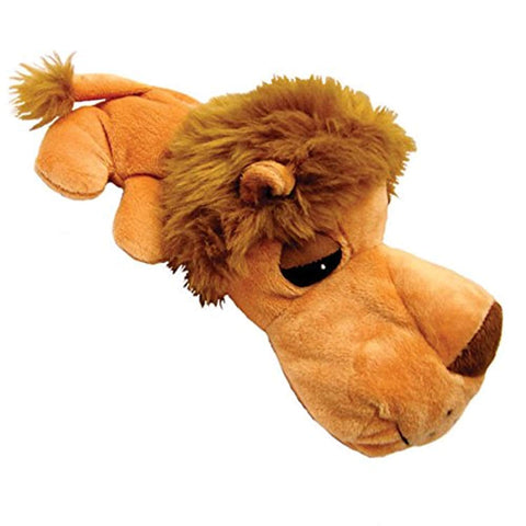 Diggers FatHedz Stuffed Squeaky Dog Toys