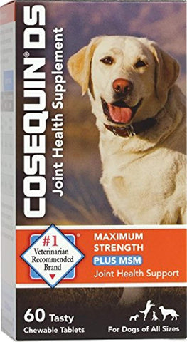 Cosequin DS Plus MSM Chewables 60 Count