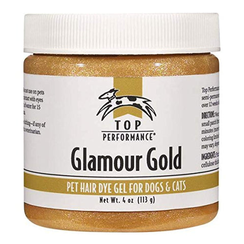 Top Performance Dog Hair Dye Gel