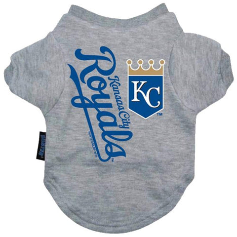 MLB Kansas City Royals Dog Tee Shirt S
