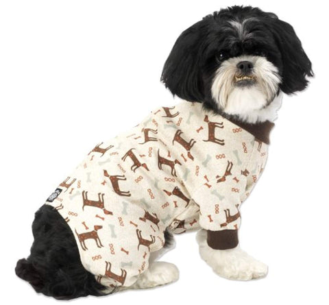 PetRageous Cuddle Up Dog Pajamas dog, dog clothes, fashionable, pajamas, petrageous, s, trendy Pets Go Here, petsgohere