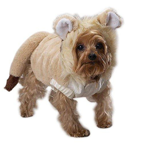 Casual Canine Lil Lion Dog Costume-DOG-Casual Canine-X-LARGE-Pets Go Here casual canine, costume, l, m, s, xl, xs, yellow Pets Go Here, petsgohere