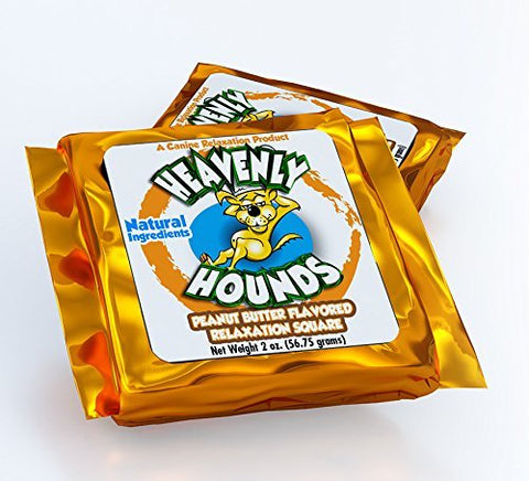 Heavenly Hounds Relaxation Squares Single