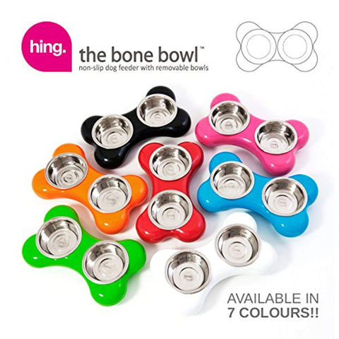 the bone bowl bowl, dog Pets Go Here, petsgohere