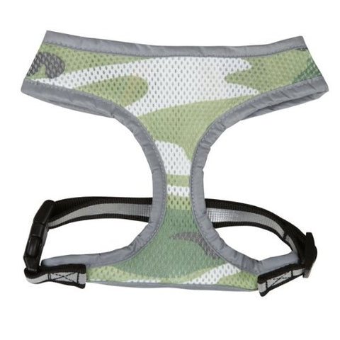 Casual Canine Reflective Mesh Dog Harness-DOG-Casual Canine-LARGE-CAMO-Pets Go Here