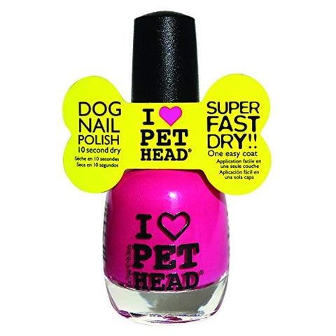 Pet Head Mommy and Me Pet Nail Polish dog, nail polish, paw, paw care Pets Go Here, petsgohere