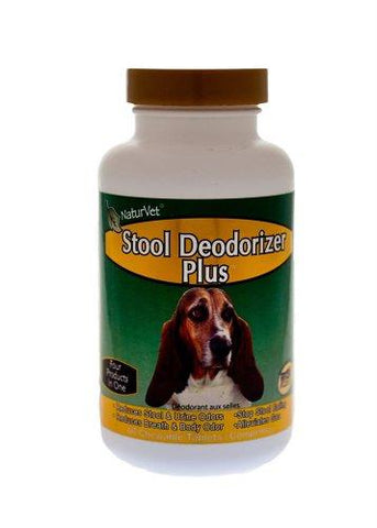 NaturVet Stool Deodorizer Plus for Dogs