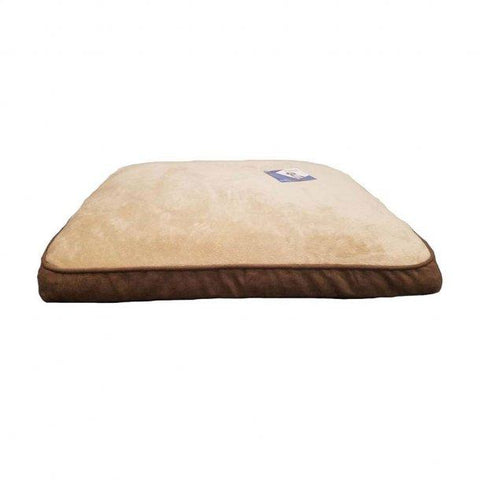 Petcrest Pillow Bed Choco 36x27