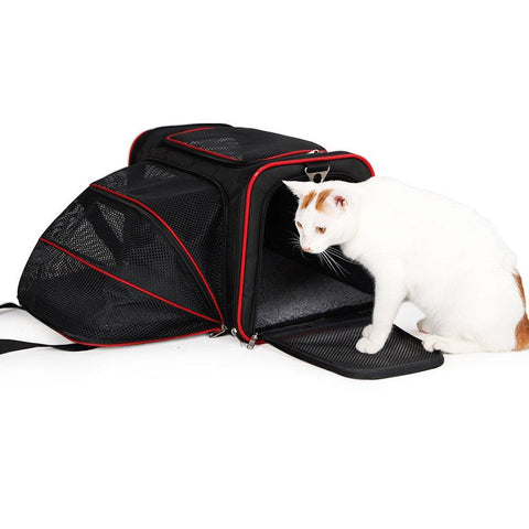 Airline Approved Expandable Pet Carrier for Travel