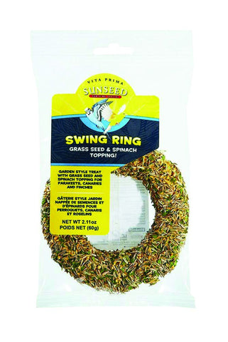 Vitakraft Vita Prima Sun Seed Swing Ring Parakeets, Canaries & Finches