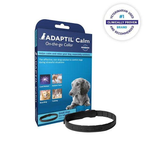 Adaptil Calm On-The-Go Flea Collar for Dogs