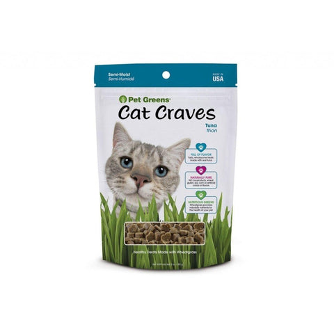 Bellrock Growers Dog Greens Cat Treat Deep Sea TUNA-CAT-BellRock Growers-Pets Go Here bell rock growers, cat, cat treat, green, treat, tuna Pets Go Here, petsgohere