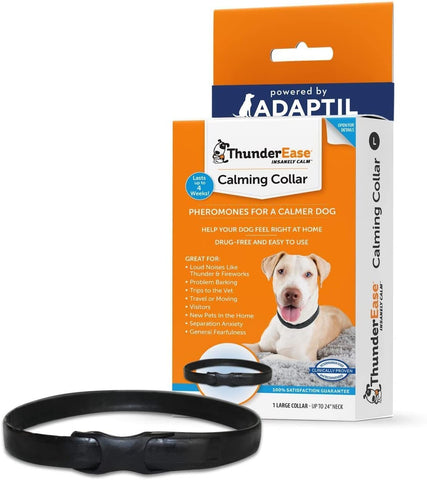 Thunderease Calming Dog Collar L