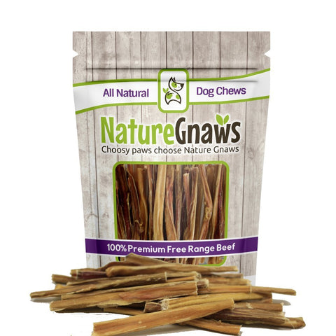 Nature Gnaws Small Bully Sticks-DOG-Nature Gnaws-Pets Go Here Pets Go Here, petsgohere