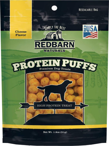 RB Protein Puffs Cheese Dog Treats